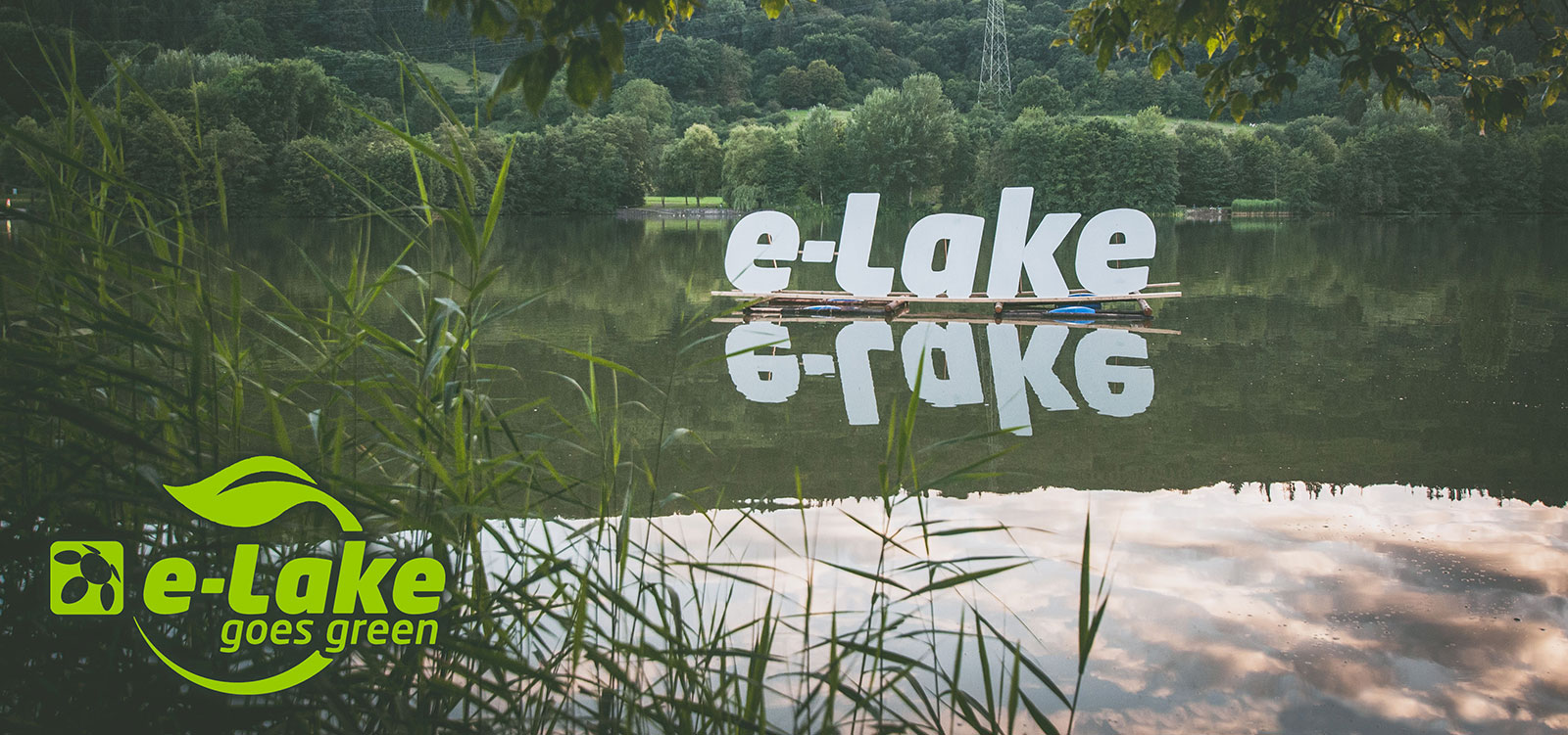 e-Lake goes green